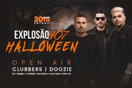 Explosão 407 - Halloween