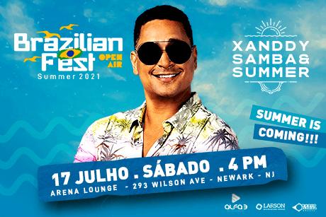 Brazilian Fest - Xanddy