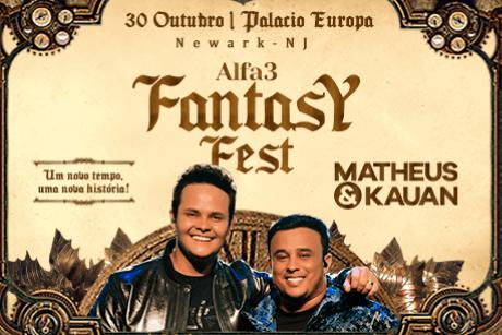 Matheus e Kauan - Alfa3 Fantasy Fest